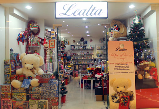 for every purchase over Rp 300.000 Get The Chance to Win Lucky Draw a cute huggable Teddy Bear and other Prizes, DON'T MISS IT...!!! only at LEALTA Kuningan City, LG-05 […]